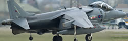 BAe Harrier profile