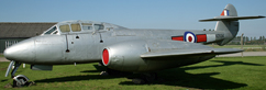Gloster Meteor profile