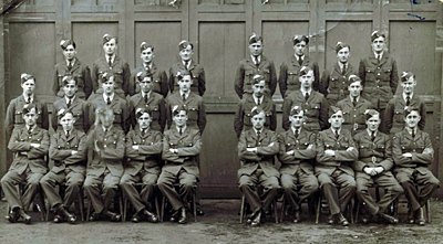 No 50 Air Gunners Course 1942