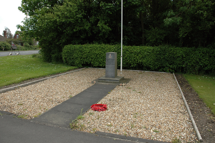 RAF North Killingholme Memorial