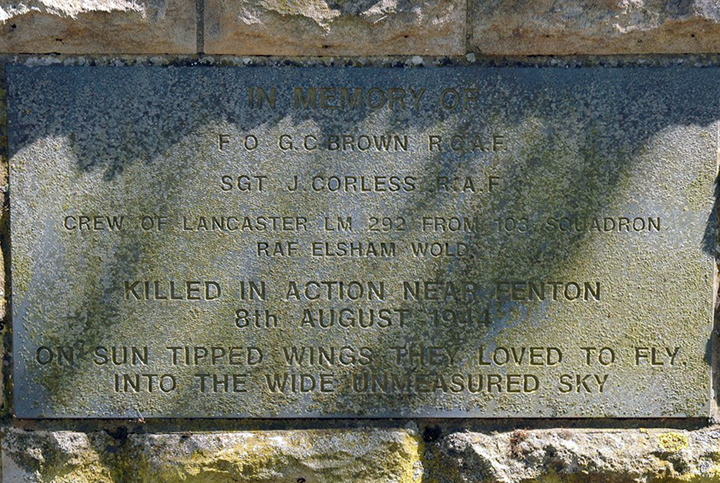 Laughterton Memorial