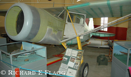 Fairchild Argus II Replica